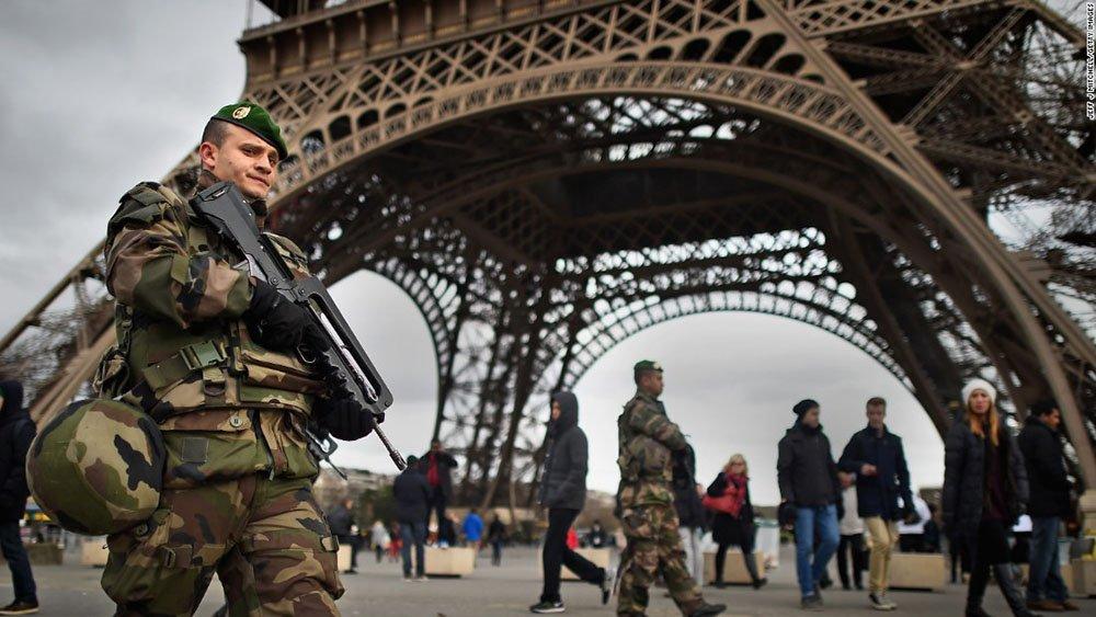 terror in europe