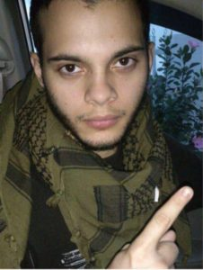 Esteban Santiago-Ruiz Florida airport killer