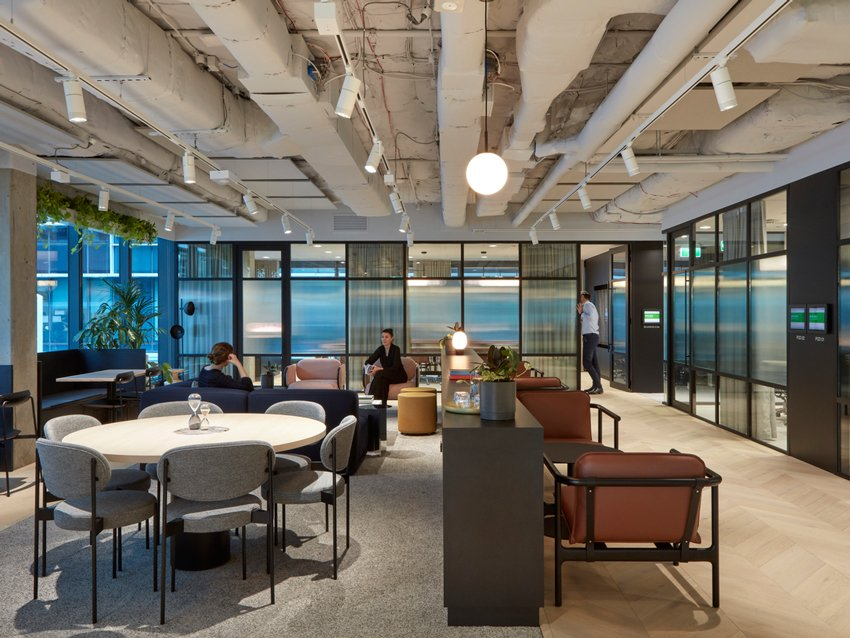 reimagined workplace