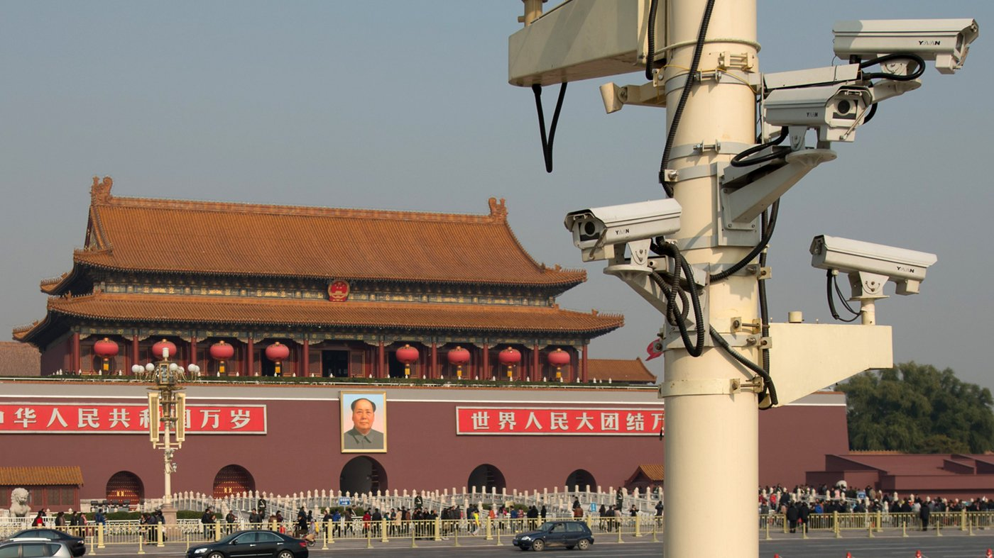 china camera surveillance system